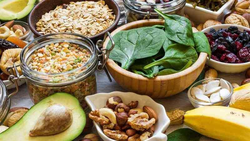 15 alimentos ricos em potássio