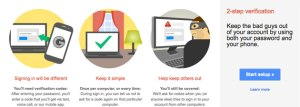 gmail login protection