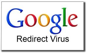 google redirect virus