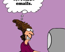 Too Many Emails