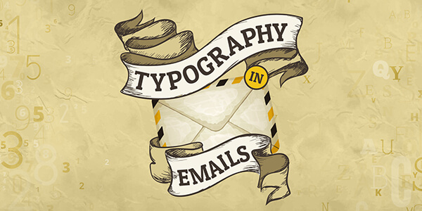 Typography in Emails