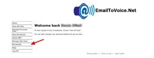 Customer Portal Details
