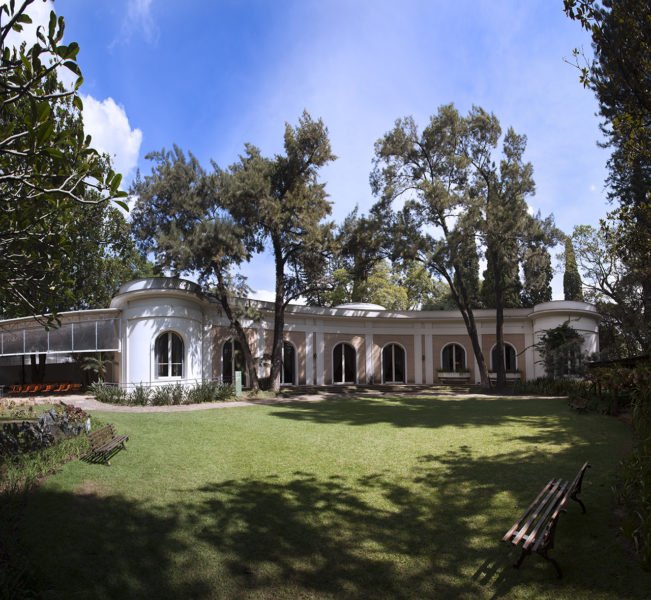 Área Externar - Fundação Ema Klabin