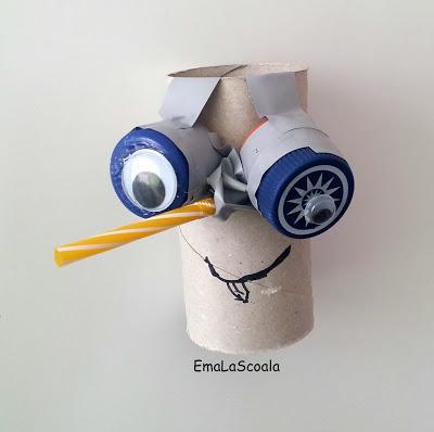carton robot