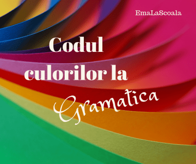 codul culorilor