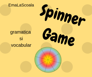 spinner game la comunicare
