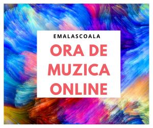 ora de muzica online
