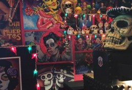 Day Of The Dead Bar