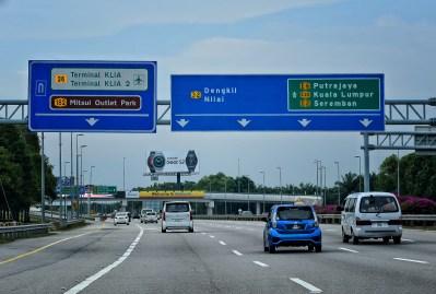 Kuala Lumpur Highway