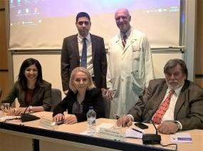 Ως ομιλητής σε εκδήλωση αφιερωμένη στη Χειρουργική της Παχυσαρκίας (Ερρίκος Ντυνάν Hospital Center, Αθήνα 2016).