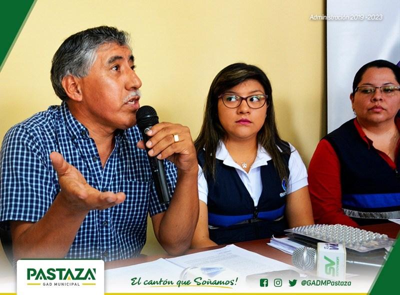|#EMAPAST EP|#RuedaDePrensa| Varios Problemas Se Han Encontrado En El Sistema