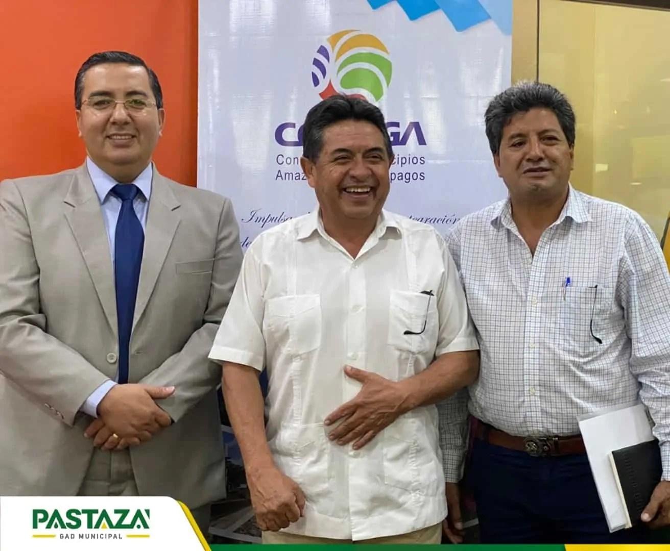 |#Reunión| Alcaldes Amazónicos Analizan Reformas Al COOTAD Las Autoridades Ma