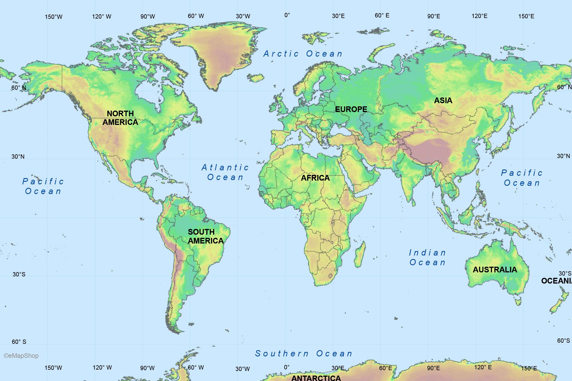 Digital Elementary School Maps Emapshop