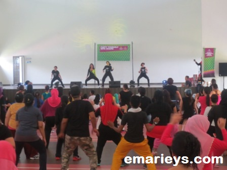 Zumba Party By D'Adza