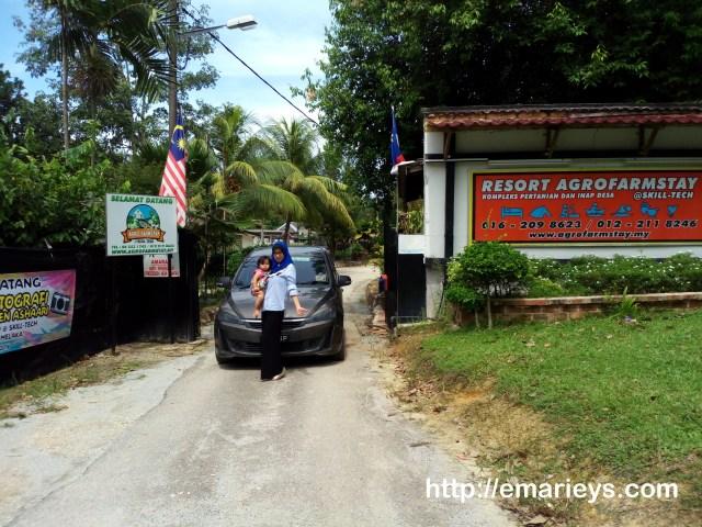 Agrofarm Stay Melaka