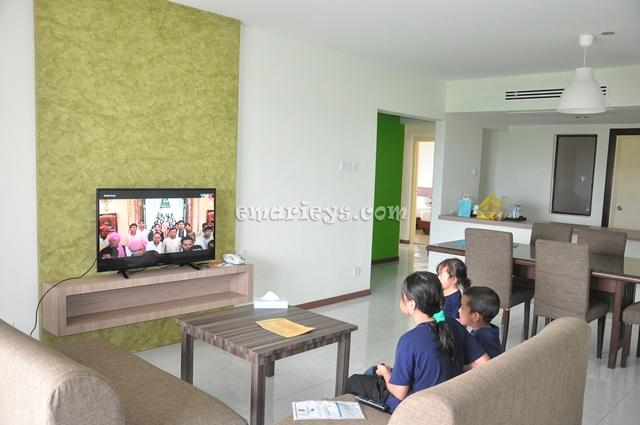 Menginap Di Apartment Blok 1 A Famosa Resort Melaka