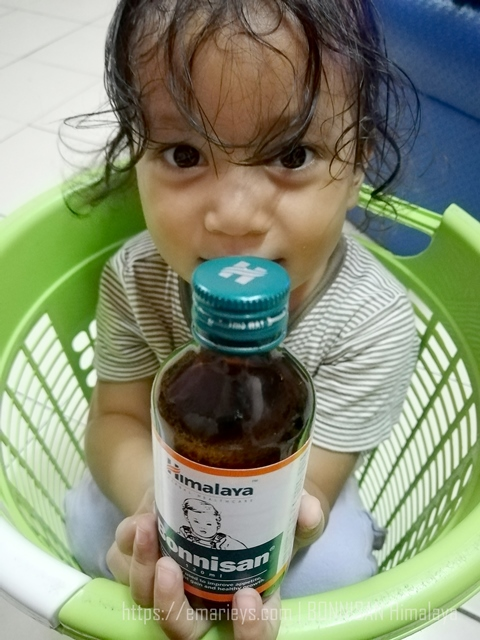 Supplement Naik Selera Anak