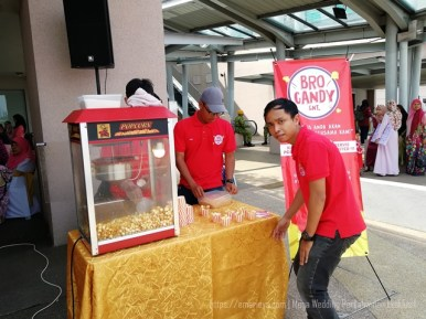 Pop Corn dari bro Candy