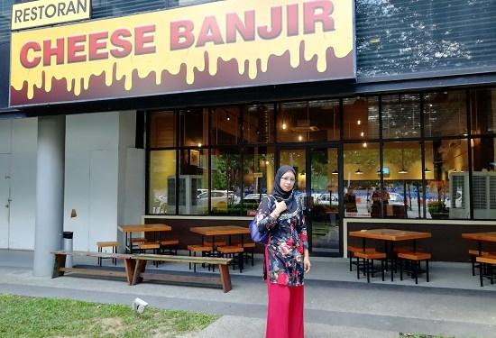 Jom Buka Puasa Di Cheese Banjir, Kuala Lumpur