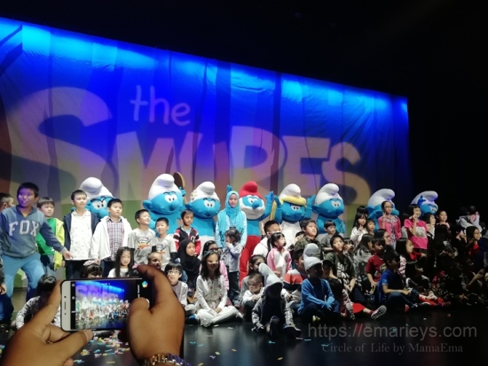 Smurfs Live on Stage