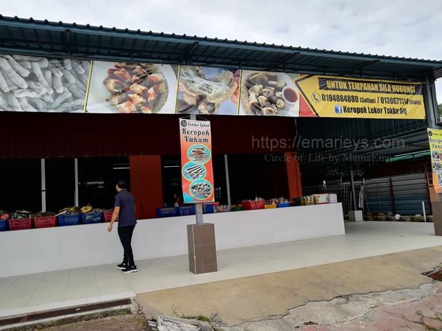 Keropok Lekor Tokku Kuala Terengganu Paling Sedap