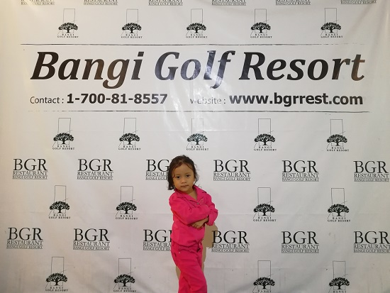 buka puasa bangi golf resort