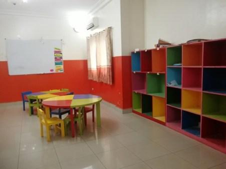 international school in conakry - Kindergarten