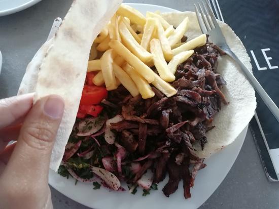 kebab special