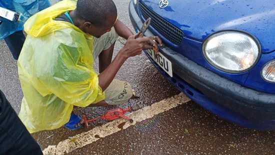 kereta di conakry