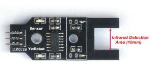 Mini Motor Speed Sensor A  emartee