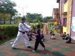 Kelas Taekwondo