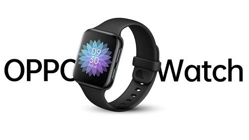 OPPO تطلق  OPPO Watch   أول ساعة  ذكية  في  العالم  بشاشة  منحنية  مزدوجة
