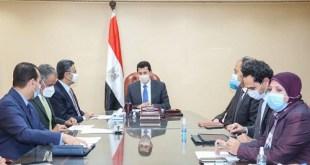 وزير الشباب والرياضة: البريد المصري من المؤسسات التي نعتز بها ونسعد بالشراكة معها لتوفير خدماتها بمراكز الشباب