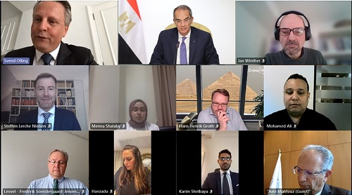 إنشاء جامعة مصر للمعلوماتية والتخصصات التكنولوجية بالتعاون مع المؤسسات الأكاديمية الدنماركية