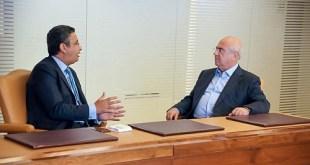 شريف فاروق: البريد المصري حريص على فتح آفاق التعاون مع جميع الدول لتطوير الخدمات البريدية
