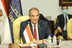 وزير الاتصالات وتكنولوجيا المعلومات