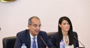 وزير الاتصالات: إطلاق 75 خدمة حكومية مرقمنة على منصة مصر الرقمية و منافذ أخرى