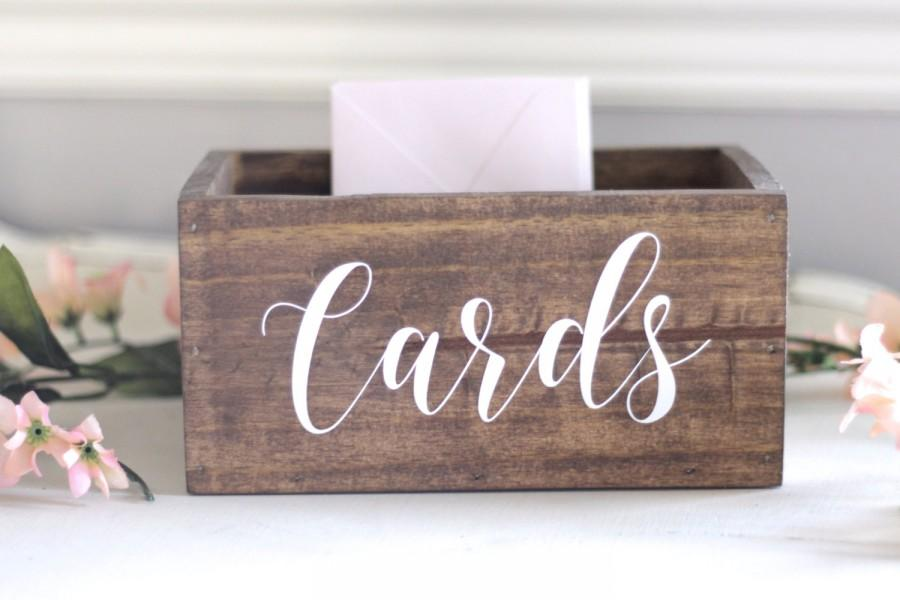 Wedding Boxes For Cards
