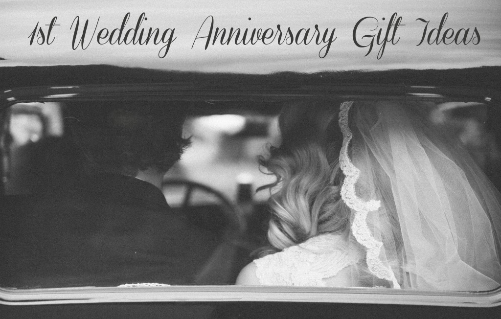 First Wedding Anniversary Gift For Husband