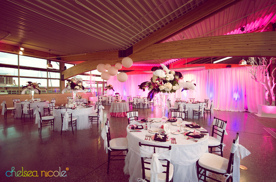 Vegas Themed Wedding Reception Ideas