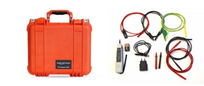 Solar PV testing Kit