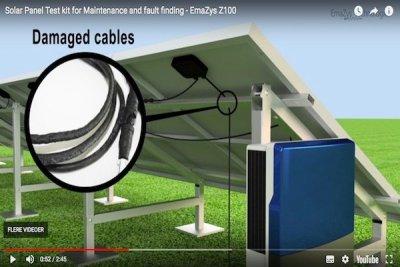 Solar PV tester kit