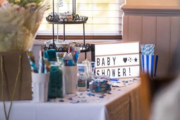 Decoracion De Mesa Para Baby Shower Mujer Free Printable