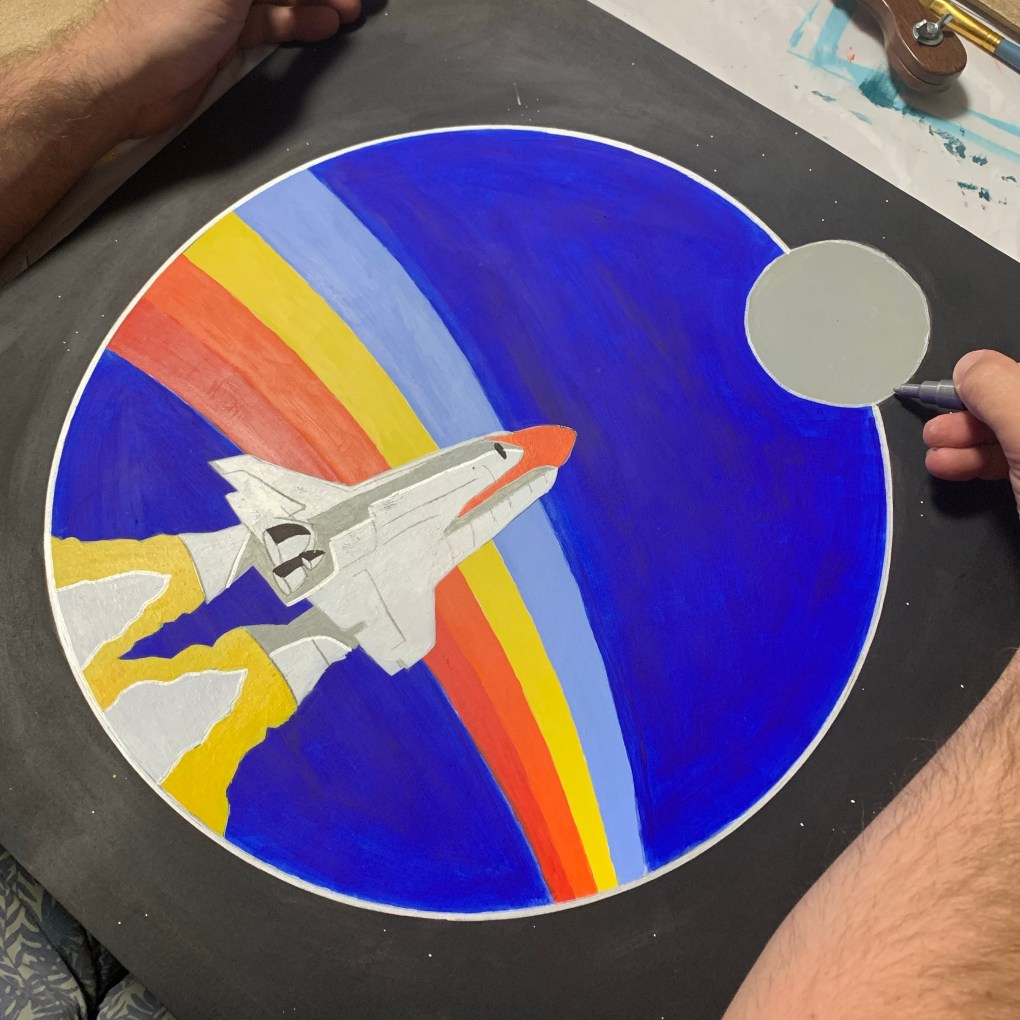 Embarked Mandala Painting Workshop