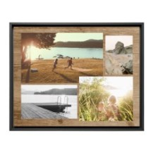 Shutterfly Custom Collage on Wood Background $70