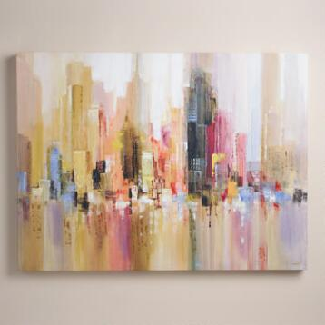 """City Spree"" by Michael Longo- $100"