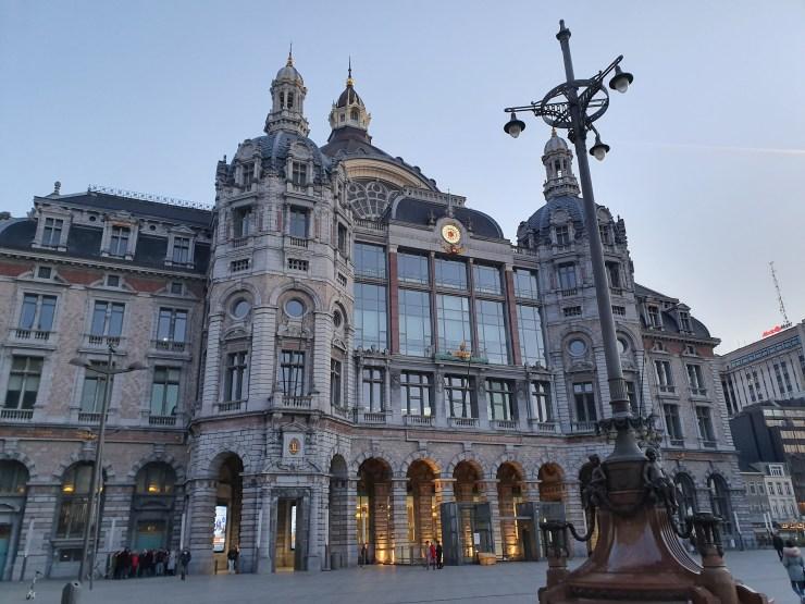 Gare d'Anvers 4