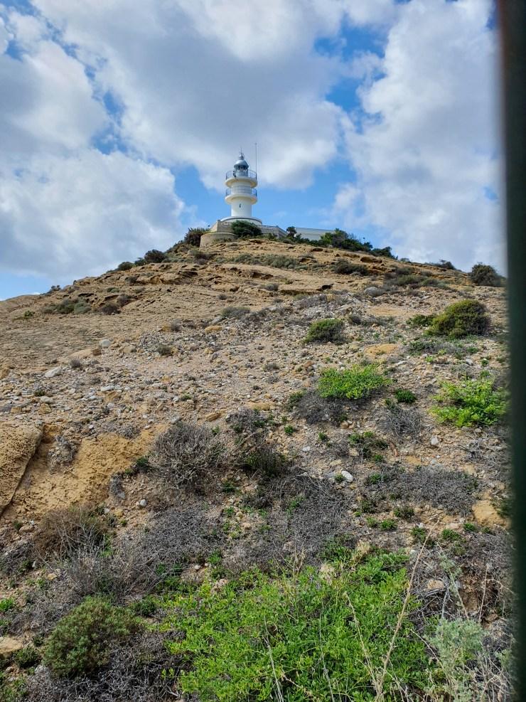 Phare du Cap de l'Horta Alicante
