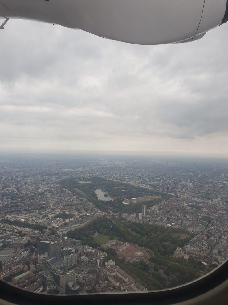 Air Antwerp Buckingham Palace