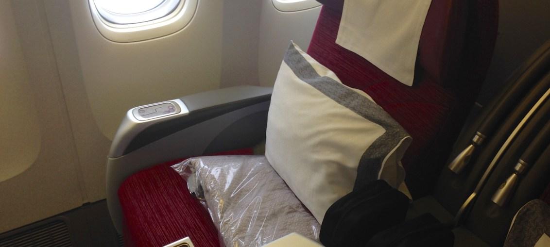 qatar airways executiva